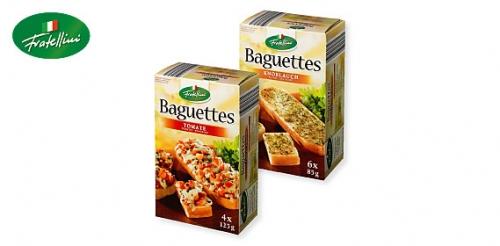 Baguettes, September 2009