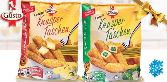 Knusper Taschen, M�rz 2013