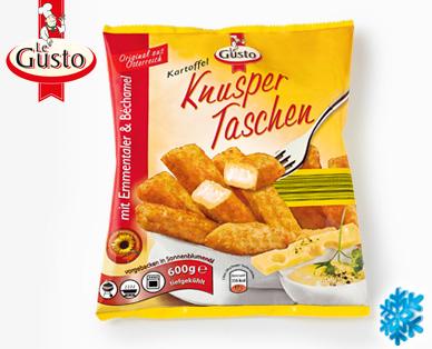 Knusper Taschen, November 2014