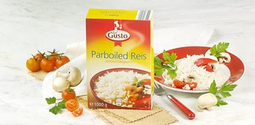 Parboiled Reis, Februar 2009
