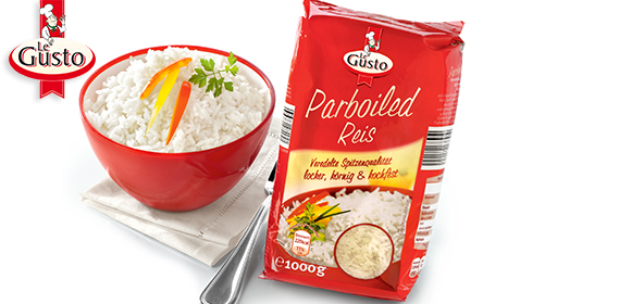Parboiled Reis, Januar 2013