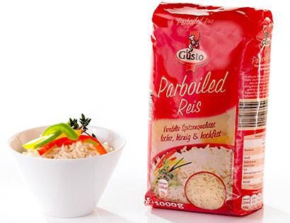 Parboiled Reis, Dezember 2013