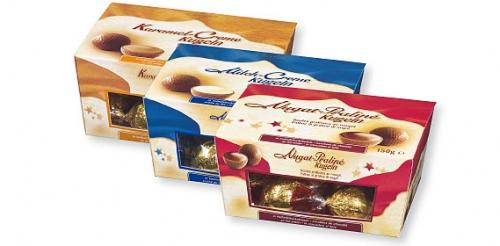 Schokoladenkugeln, Oktober 2009