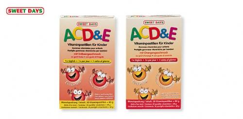 Vitaminpastillen für Kinder, Oktober 2008