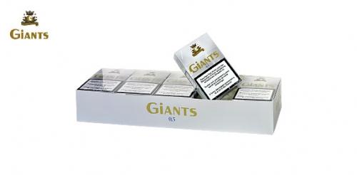 Giants Zigaretten (Stange), Februar 2008