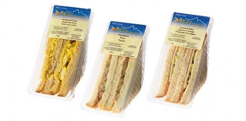 Sandwich, Februar 2008