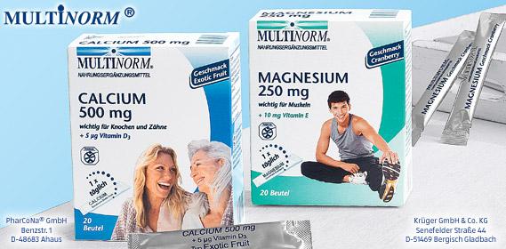 Calcium 500 mg, Oktober 2011