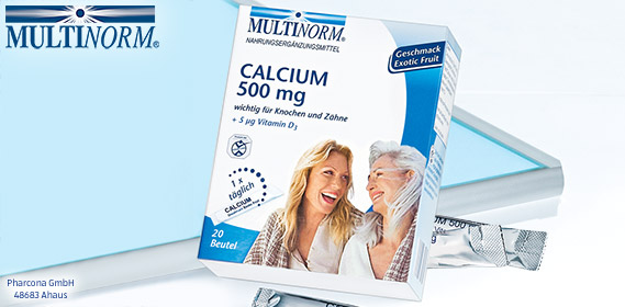 Calcium 500 mg, April 2012