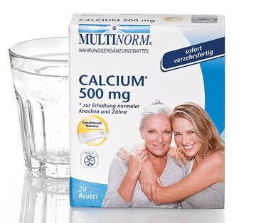 Calcium 500 mg, August 2014