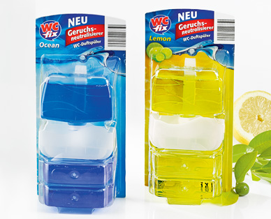 WC-Duftspüler, flüssig, 3x 55 ml, Juni 2014
