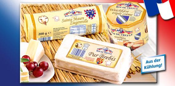 Französische Käse-Spezialität, September 2010