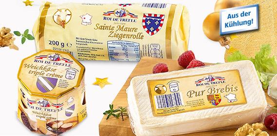 Französische Käse-Spezialität, Dezember 2010