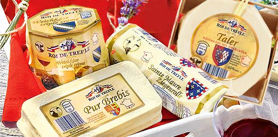 Französische Käse-Spezialität, September 2011