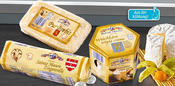 Französische Käse-Spezialität, Dezember 2012