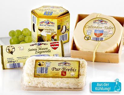 Französische Käse-Spezialität, April 2014