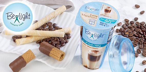 Kaffee-Drink, kalorienreduziert, August 2010