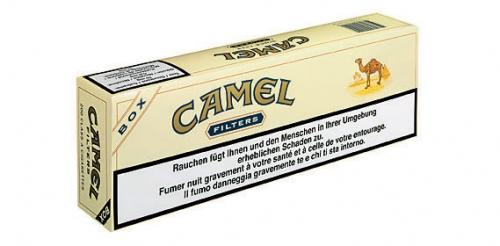 Camel Filters Box (Stange), April 2008
