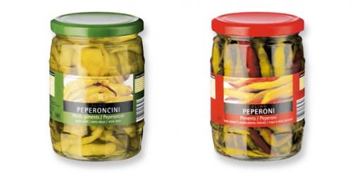 Peperoni/Peperoncini, September 2011