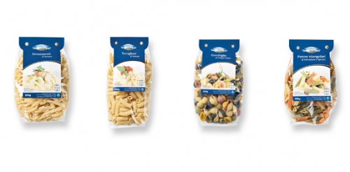 Gourmet Pasta, September 2011
