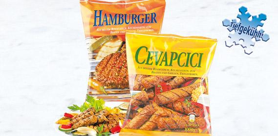 Hamburger oder Cevapcici, Juli 2010