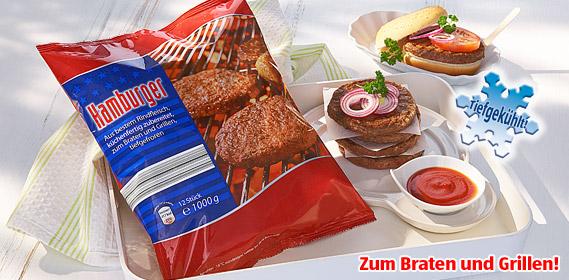 Hamburger oder Cevapcici, April 2012