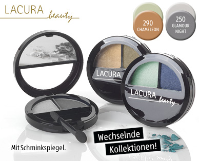 Duo Eyeshadow, versch. Farben, September 2014