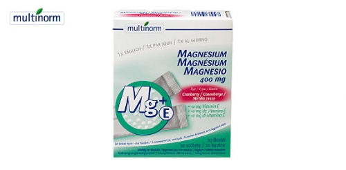 Magnesium Sticks 400 mg, Juni 2008
