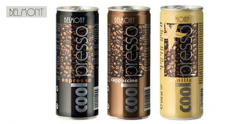 Eiskaffee coolpresso, Juli 2008
