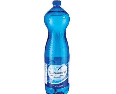Mineralwasser, italienisch, Januar 2015