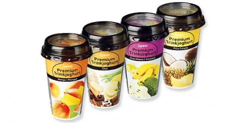 Lassi Trinkjoghurt, Juli 2008
