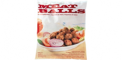 Meat Balls, August 2008
