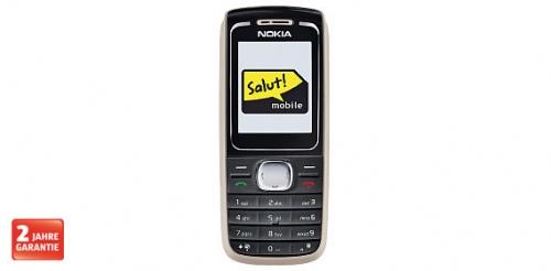 Nokia 1650, August 2008