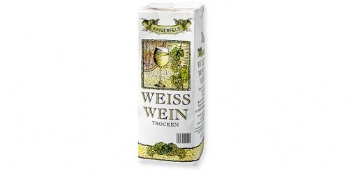 Tafelwein weiss, September 2008