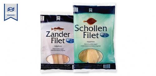 Schollen-/Zanderfilet, September 2008