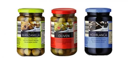 Oliven aus Spanien, Mai 2010