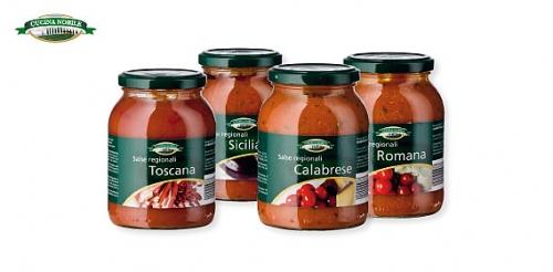 Italienische Saucen, September 2008