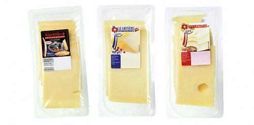 Käsescheiben Schweiz assortiert, September 2008