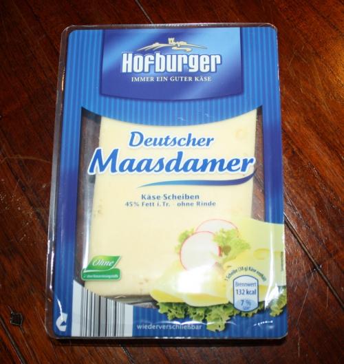 Maasdamer, Januar 2013