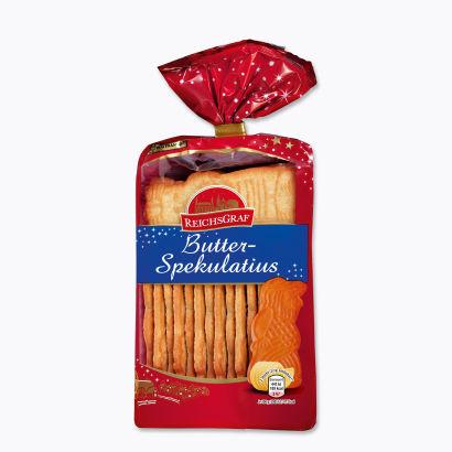 Butter-Spekulatius, September 2014