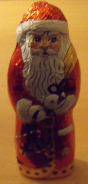 Weihnachtsmann, September 2009