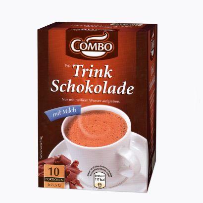 Trink Schokolade, November 2012