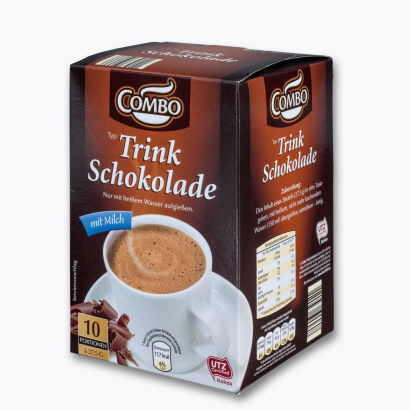 Trink Schokolade, September 2014
