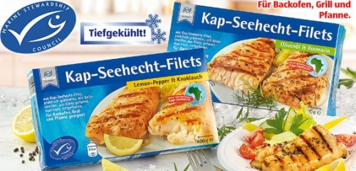 Kap-Seehecht-Filets, Oktober 2008