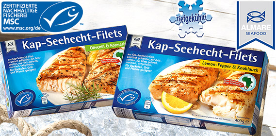 Kap-Seehecht-Filets, M�rz 2011