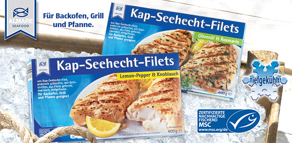 Kap-Seehecht-Filets, M�rz 2012