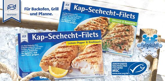 Kap-Seehecht-Filets, M�rz 2012