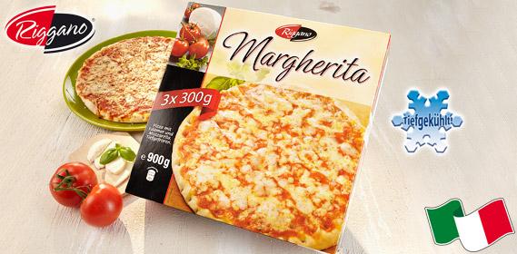 Pizza Margherita, 3x 300g, M�rz 2013