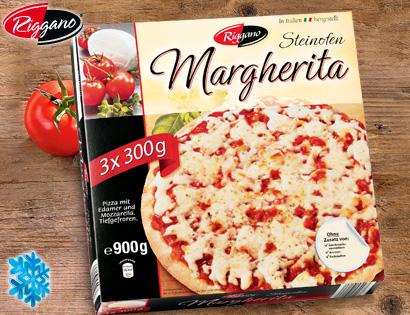 Pizza Margherita, 3x 300g, Mai 2013