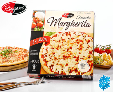 Pizza Margherita, 3x 300g, August 2014