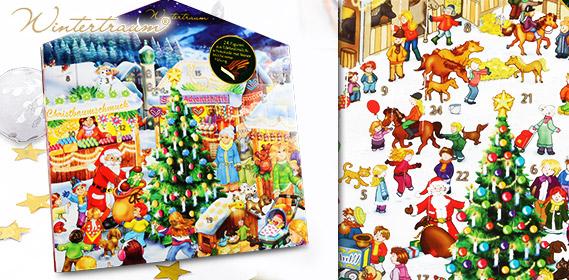 Maxi-Adventskalender, versch. Motive, Oktober 2010